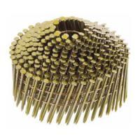 Clavo bobina rollo coil liso punta divergente clavadoras neumáticas