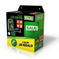 Minicompresor 12 V Salki 8306827P con interruptor