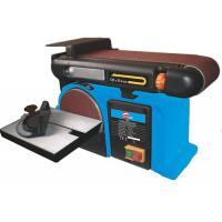 Lijadora de banco Leman LOPON150 370 W Banda 914x100 + Disco 150 mm