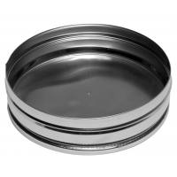 Colector de hollín tubería de acero inoxidable Dinak EI30J 060 Aisi 304