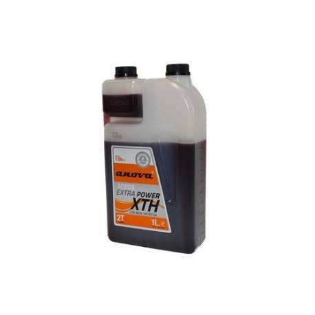 Aceite  mezcla sintético motores 2 tiempos 1lt lubricantes