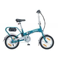 Bicicleta a batería Makita bby180 18 V litio