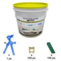 Kit de nivelación para alicatar azulejos Wolpack
