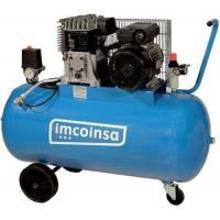 Compresor de correas Imcoinsa 04433 3 HP monofásico calderín 100 L