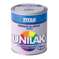 Esmalte acrílico laca universal Titan Unilak mate 750 ml