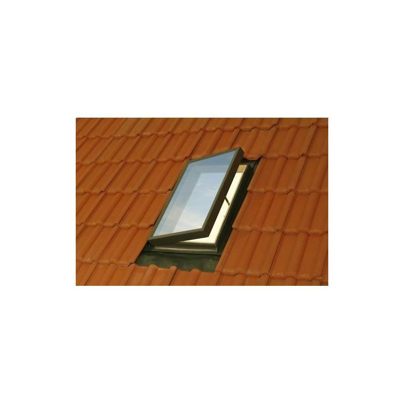 Lucera para tejado vluco doble cristal sistemas de tejado - Tejados de cristal ...