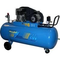 Compresor de aire Mader Excel Abac trifásico 3 Hp 200 Lt