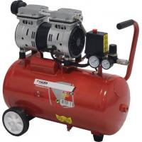 Compresor de aire silencioso Mader Power 0.75 Hp 24 Lt 102 L/min