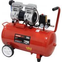 Compresor de aire silencioso Mader Power 1.0 Hp 50 Lt 102 L/min