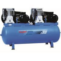 Compresor trifásico Madeira Abac Mex B4900 500 LT 4+4 HP