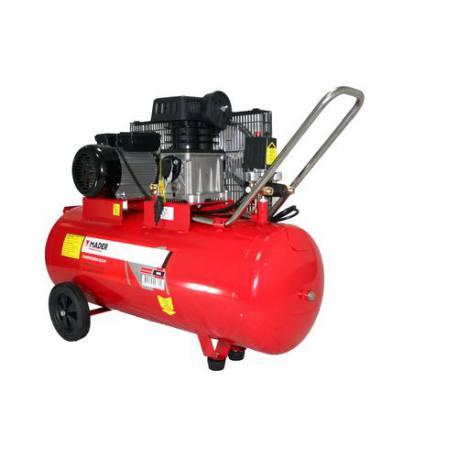 Compresor de aire con correas Mader Power 3 Hp 200 Lt 290 L /min