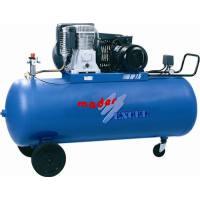 Compresor trifásico Madeira Abac Mex B6000 500 Lt 7.5 Hp