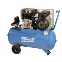 Compresor de correas Imcoinsa monofásico 04432 3 Hp calderín 50 Lt