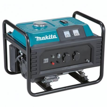 Generador eléctrico con motor a gasolina Makita EG2850A AVR 2.8kVA