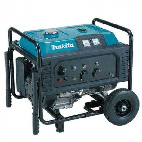 Generador eléctrico con motor a gasolina Makita EG4550A AVR 4.5kVA