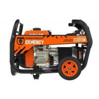 Generador electrógeno a gasolina Genergy Jaca S 3.300 W SVR
