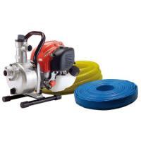 Motobomba Campeón motor 2 tiempos 26 c.c 6.600 L/h con kit de mangueras
