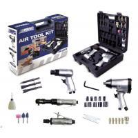 Kit de pistolas neumáticas de impacto Abac 8973005156 34 piezas