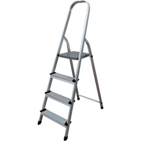 Escalera de aluminio Mader para uso doméstico