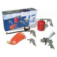 Kit de herramientas y accesorios de neumática Abac 5 piezas 8973005546