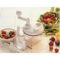 Picadora batidora manual para verduras Dintex 40-100