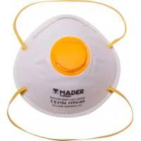 Mascarilla de Protección con válvula 3 Unidades
