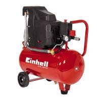 Compresor monofásico de aire Einhell TC-AC 190 2Hp 24 L 8 bar