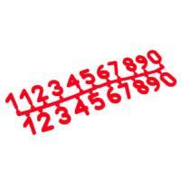 Números de plástico para colmenas Avalon NPC-01