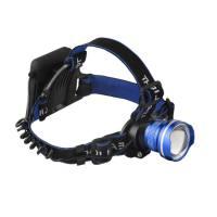 Linterna LED cabezal frontal de 3 posiciones de 1000 lúmenes
