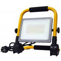 Foco led luz blanca protección IP65 con asa de transporte