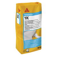 Mortero cementoso Sikalastic-1K 18Kg