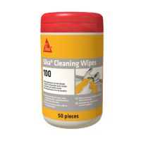 Sika Cleaning Wipes-100 Blanco