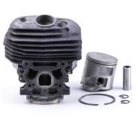 Kit de pistón y cilindro para motosierra Husqvarna 555/560/562