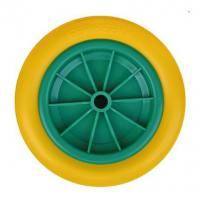 Rueda impinchable para carretillas de almacén 260 mm eje de 20 mm