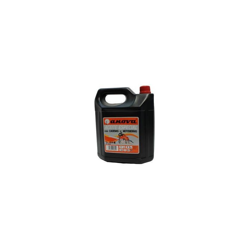 Aceite cadena motosierra anova 5 litros lubricantes - Aceite cadena motosierra ...