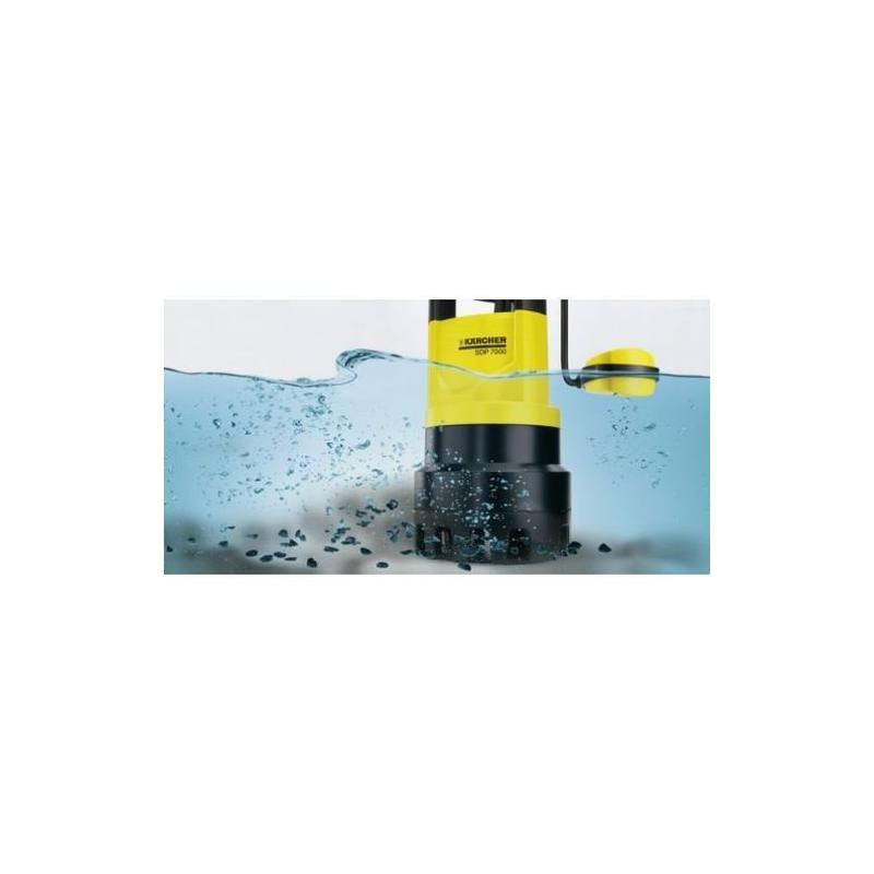 Bomba sumergible karcher sdp 7000 aguas sucias electrobombas - Bomba sumergible aguas sucias ...