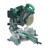 Ingletadora telescópica Hitachi c12rsh 305 mm 1520 W