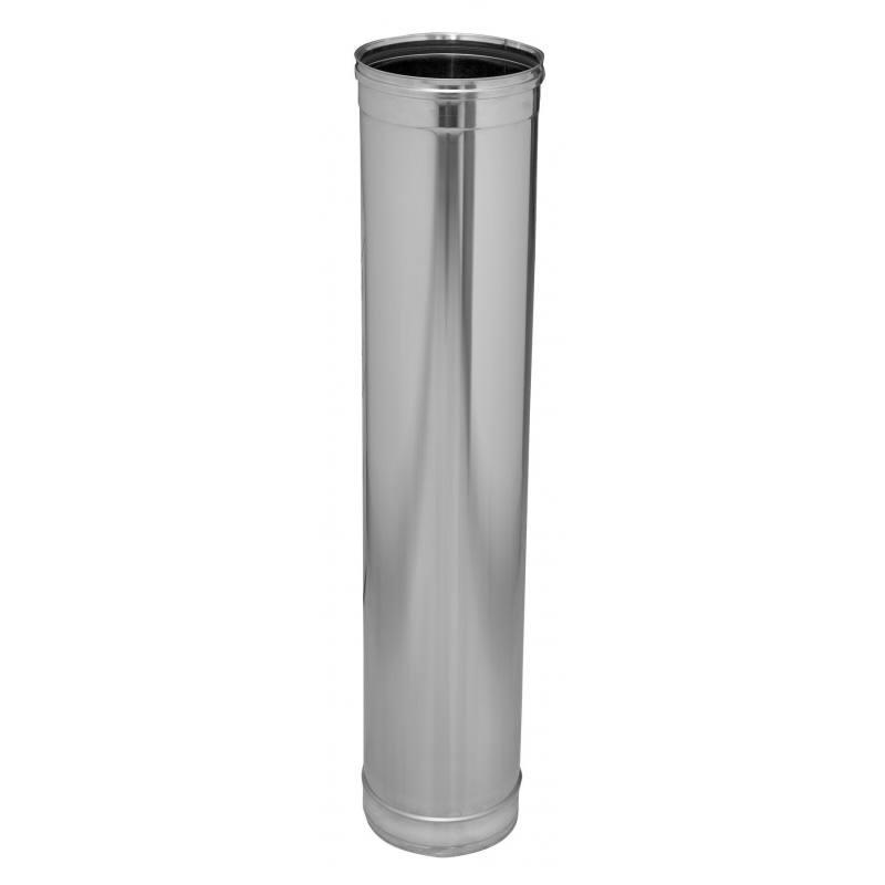 Tubo estufa inoxidable gamas aisi 304 y aisi 316l calefacci n - Tubos de acero inoxidable para chimeneas ...