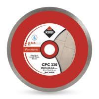Disco Rubi gres porcelanico continuo CPC PRO
