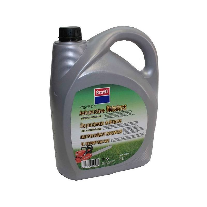 Aceite lubricante cadena motosierra lubricantes - Aceite cadena motosierra ...