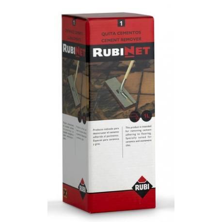Ácido quita-cementos Rubinet 1Lt