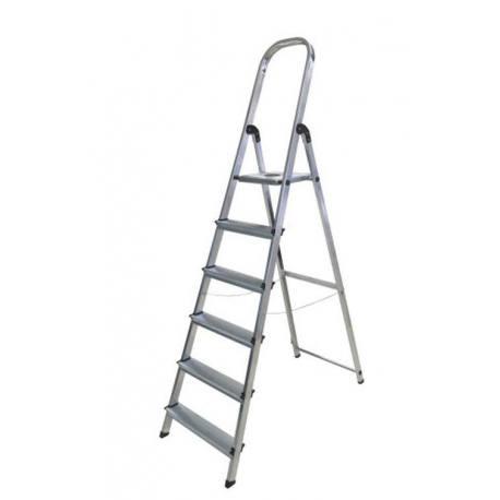 Escalera De Aluminio Dom Stica Norma Herramienta Construcci N