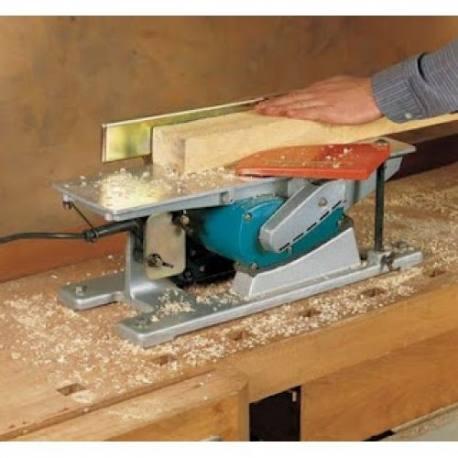 Soporte para cepillo el ctrico makita 1806b consumible - Cepillo madera electrico ...