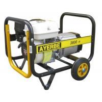 Generador Ayerbe AY-3800-H-MN Honda GX-160 5,5HP 3.000W