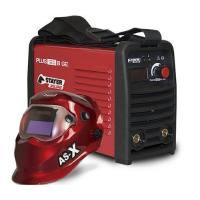 Grupo soldar inverter Stayer 120 B GE con pantalla electrónica ASX