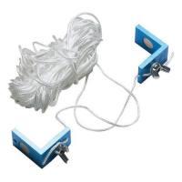 Pareja de angulares magnéticos para cuerda de albañil Acha