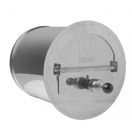 Estabilizador de tiro tubería inoxidable aislada Dinak DP Aisi 304-304