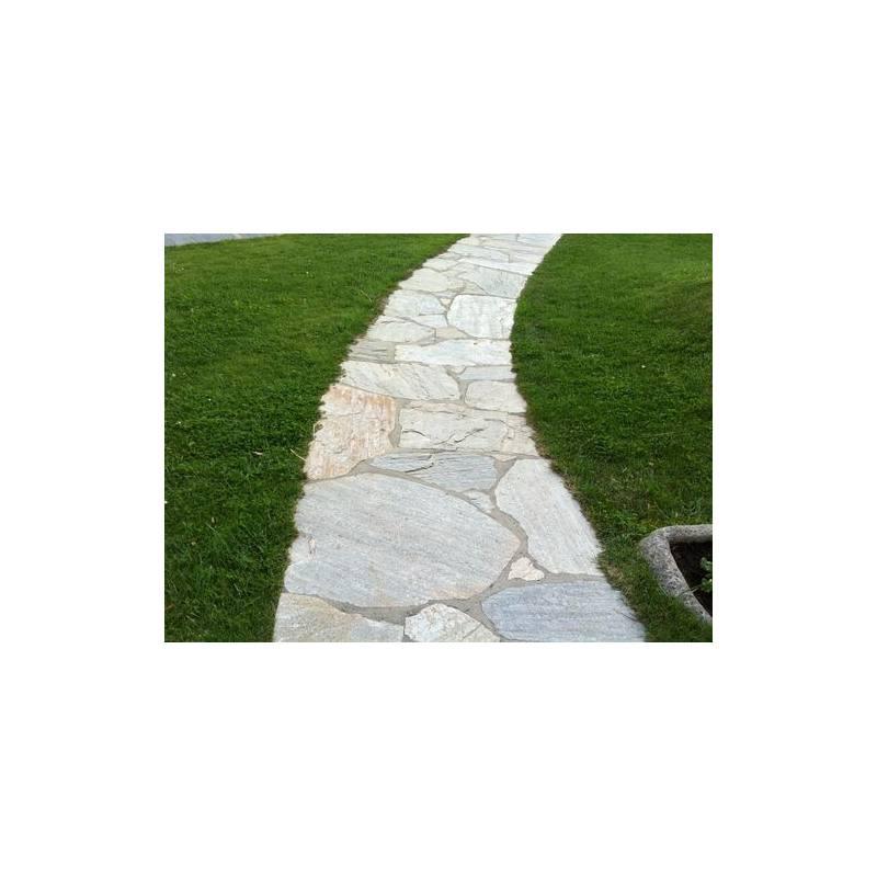 Piedra de revestimiento irregular cuarcita dragonte - Piedra para jardineria ...