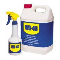 Aceite lubricante WD-40 5 L con spray pulverizador