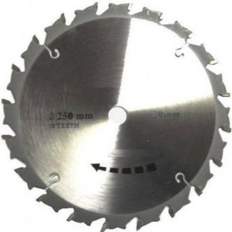 Disco de widia de 20 dientes para desbrozadora - Desbrozadora de disco ...